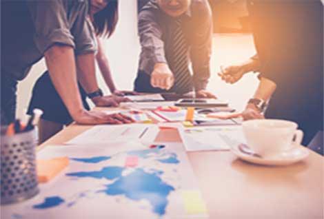الإبداع الإدارى فى التنظيم والتخطيط والتنسيق
