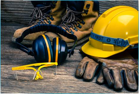التفتيش وتقييم نظم السلامة والصحة المهنية وإعداد التقارير